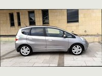 2009 HONDA JAZZ 1.3 I-VTEC EX I-SHIFT 5d AUTO 98 BHP £SOLD
