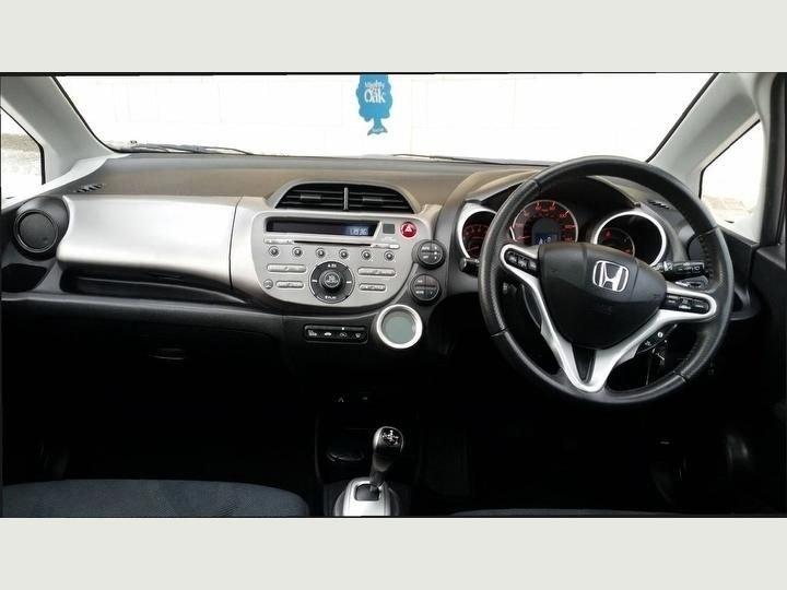 2009 Honda Jazz I Vtec Ex I Shift 6995
