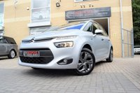 2014 CITROEN C4 PICASSO 1.6 E-HDI AIRDREAM EXCLUSIVE ETG6 5 DOOR £7995.00