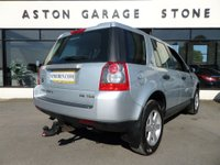 USED 2007 57 LAND ROVER FREELANDER 2.2 TD4 GS 5d AUTO 159 BHP ** FULL SERVICE HISTORY ** ** F/S/H * CRUISE CONTROL **