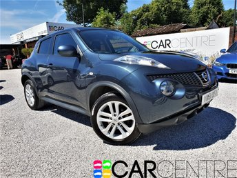 View our 2011 61 NISSAN JUKE 1.6 ACENTA SPORT 5d 117 BHP