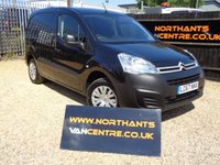 USED 2018 67 CITROEN BERLINGO 1.6 850 ENTERPRISE L1 BLUEHDI 5d 100 BHP (NAV)