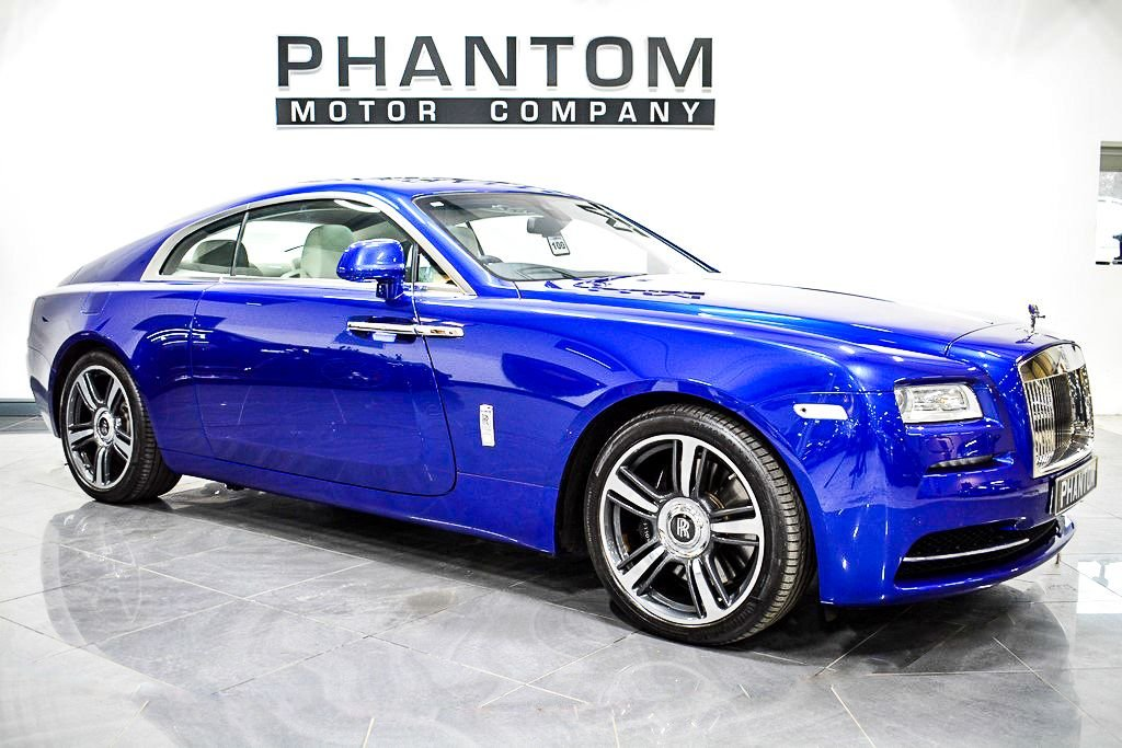 View our ROLLS-ROYCE WRAITH