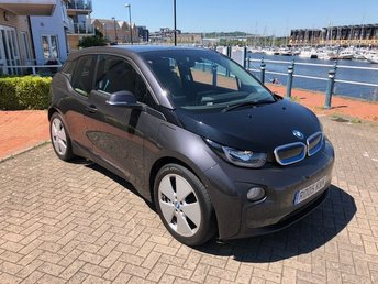 View our BMW I3