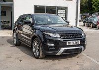 USED 2011 61 LAND ROVER RANGE ROVER EVOQUE 2.0 SI4 DYNAMIC LUX 3d AUTO 240 BHP