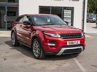2011 LAND ROVER RANGE ROVER EVOQUE 2.0 SI4 DYNAMIC 3d AUTO 240 BHP SOLD TO JANET £SOLD