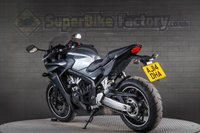 USED 2014 14 HONDA CBR650F FA-E  GOOD BAD CREDIT ACCEPTED, NATIONWIDE DELIVERY,APPLY NOW