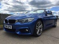 2014 BMW 4 SERIES 3.0 435I M SPORT 2d AUTO 302 BHP £22990.00