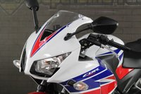 USED 2016 16 HONDA CBR300 RA-F  GOOD BAD CREDIT ACCEPTED, NATIONWIDE DELIVERY,APPLY NOW