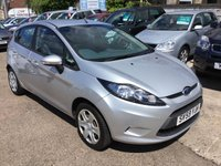 2009 FORD FIESTA 1.2 STYLE 5d 81 BHP £3650.00