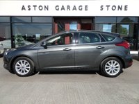 USED 2016 66 FORD FOCUS 1.5 TITANIUM TDCI 5d 118 BHP ** NAV * DAB * ZERO TAX ** ** NAV * DAB * CRUISE * ZERO TAX **