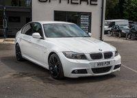 2011 BMW 3 SERIES 3.0 330D M SPORT 4d 242 BHP £8690.00