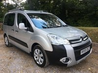 2009 CITROEN BERLINGO 1.6 MULTISPACE XTR HDI 5d 90 BHP £5475.00