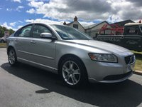 2008 VOLVO S40 1.6 SE D VERY CLEAN WELL LOOKED AFTER CAR  £2995.00