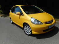 2006 HONDA JAZZ 1.3 DSI SE 5d AUTO 82 BHP £2595.00