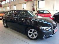 USED 2015 15 BMW 3 SERIES 2.0 320D EFFICIENTDYNAMICS 4d AUTO 161 BHP