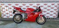 1998 DUCATI 916 MONO Super Sports £7399.00