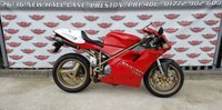 USED 1996 DUCATI 748  BIPOSTO Super Sports Lovely 748 Biposto in red