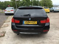 USED 2014 14 BMW 3 SERIES 2.0 320D XDRIVE LUXURY TOURING 5d 181 BHP