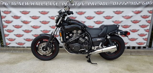 View our YAMAHA VMAX