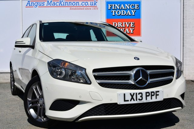 2013 13 MERCEDES-BENZ A CLASS 1.8 A180 CDI SPORT High Spec 5d Hatchback Looks Stunning in White