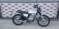 USED 2008 HONDA CB 400 SSE Retro Roadster Lovely in pearl white, very low mileage