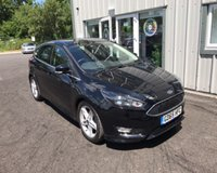 USED 2015 65 FORD FOCUS 1.0 ZETEC S ECOBOOST 125 BHP THIS VEHICLE IS AT SITE 1 - TO VIEW CALL US ON 01903 892224