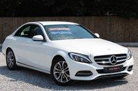 2015 MERCEDES-BENZ C CLASS 2.0 C200 SPORT 4d AUTO 184 BHP £17495.00
