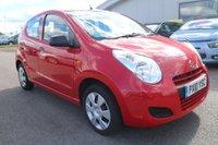 2010 SUZUKI ALTO 1.0 SZ2 5d 68 BHP £2895.00