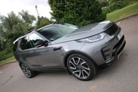 2017 LAND ROVER DISCOVERY 3.0 TD6 HSE LUXURY 5d AUTO 255 BHP + MASSIVE SPEC £59990.00
