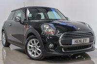 2015 MINI HATCH ONE 1.2 ONE 3d AUTO 101 BHP £10490.00