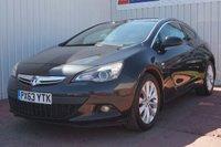 2013 VAUXHALL ASTRA 1.4 GTC SRI S/S 3d 138 BHP £6995.00