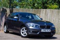 2016 BMW 1 SERIES 1.5 116D SE 5d 114 BHP £12250.00
