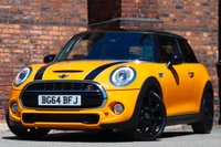 USED 2014 64 MINI HATCH COOPER 2.0 Cooper SD (Chili) (s/s) 3dr SATNAV-HEATED LTHR-HUD- 18'S