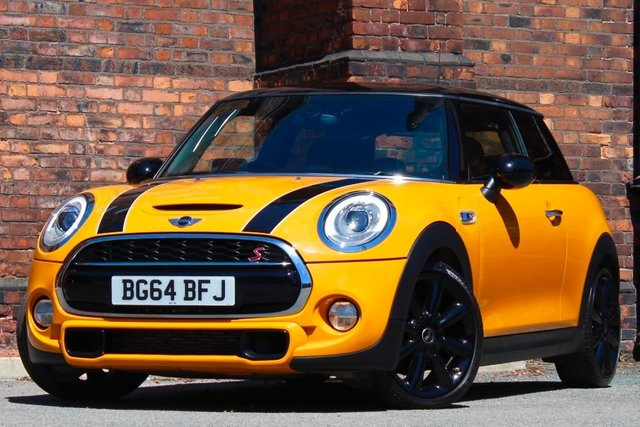 2014 64 MINI HATCH COOPER 2.0 Cooper SD (Chili) (s/s) 5dr