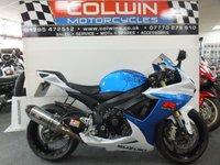 2014 SUZUKI GSXR750 750cc GSXR 750 L4  £7495.00