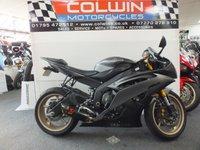 2016 YAMAHA R6 600cc YZF R6 13  £7995.00