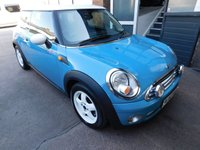 2008 MINI HATCH COOPER 1.6 COOPER 3d 118 BHP £3199.00