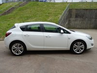 USED 2011 11 VAUXHALL ASTRA 2.0 SRI CDTI 5d 157 BHP *SERVICE RECORDS* FULL YEAR MOT* EXCELLENT GREAT CONDITION*