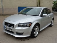 USED 2008 08 VOLVO C30 1.6 D SPORT 3d 110 BHP * FULL SERVICE RECORD *1 OWNER