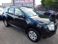 2013 DACIA DUSTER 1.5 AMBIANCE DCI 5d 107 BHP £5195.00