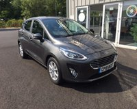 2018 FORD FIESTA 1.0 ZETEC NAVIGATOR ECOBOOST (100ps) NEW MODEL £14499.00