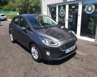 USED 2018 FORD FIESTA 1.0 ZETEC NAVIGATOR ECOBOOST (100ps) NEW MODEL THIS VEHICLE IS AT SITE 1 - TO VIEW CALL US ON 01903 892224
