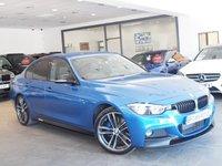 USED 2017 67 BMW 3 SERIES  320D M SPORT SHADOW EDITION 4d 188 BHP AUTO ++M PERFORMANCE KIT+PRO NAV++