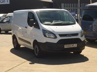 2016 FORD TRANSIT CUSTOM 2.2TDCi  T290 Base  L1 H1 100 BHP £11995.00