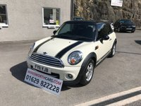2011 MINI HATCH COOPER 1.6 COOPER D 3d 112 BHP £5495.00