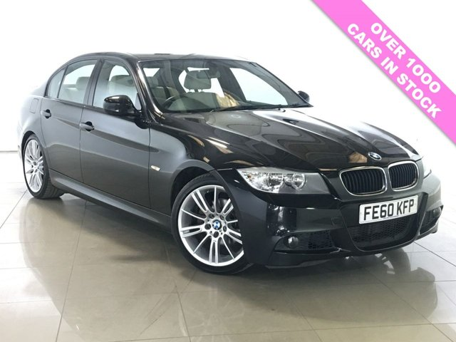 View our 2010 60 BMW 3 SERIES 2.0 318D M SPORT BUSINESS EDITION 4d 141 BHP