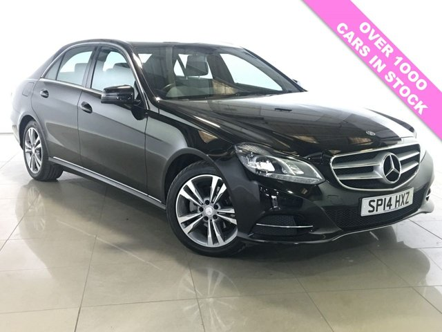 View our 2014 14 MERCEDES-BENZ E CLASS 2.1 E220 CDI SE 4d AUTO 168 BHP
