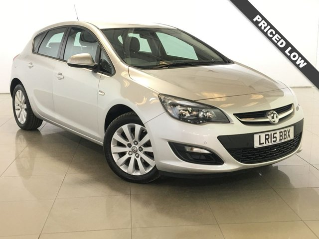 View our 2015 15 VAUXHALL ASTRA 1.6 DESIGN CDTI ECOFLEX S/S 5d 134 BHP