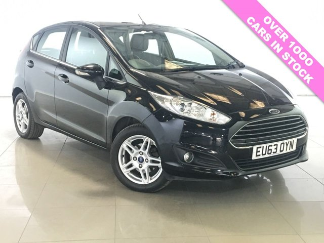 View our 2013 63 FORD FIESTA 1.2 ZETEC 5d 81 BHP